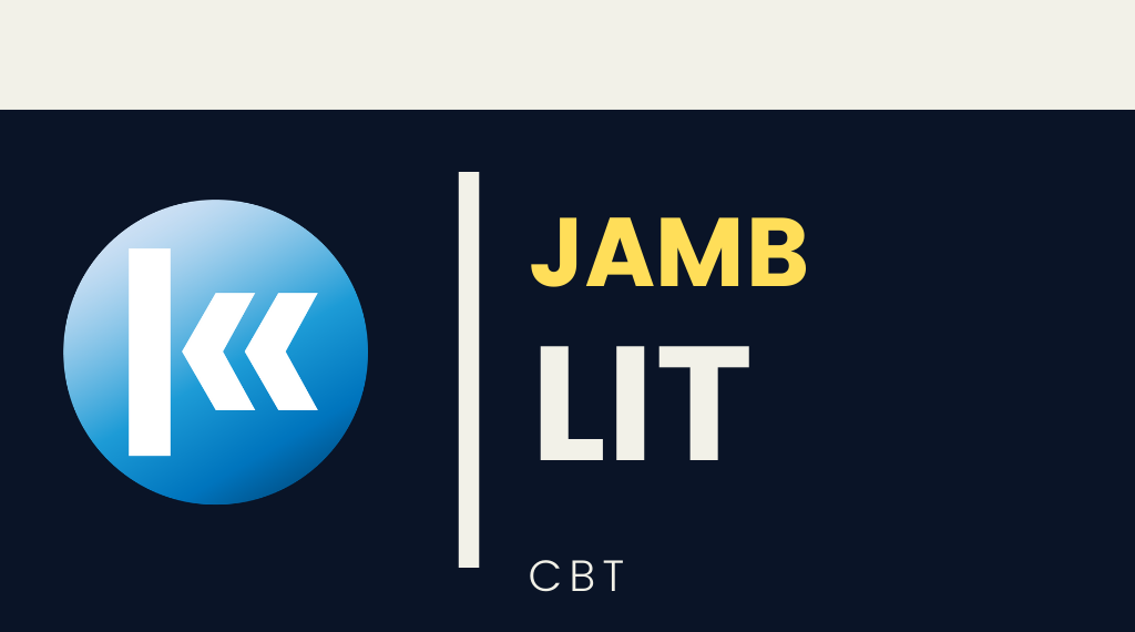 JAMB: LITERATURE in English