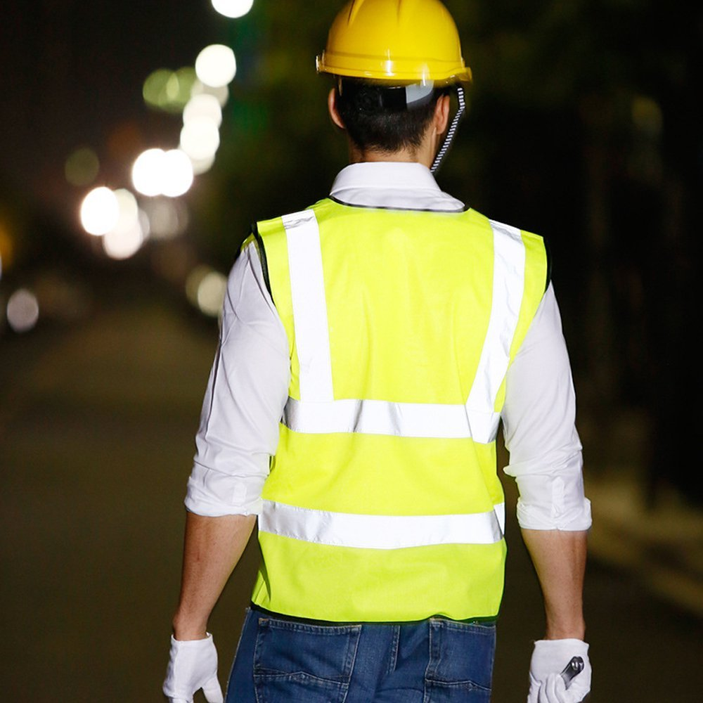 Use of Reflective Wears at Night: