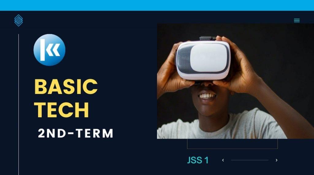 Basic Technology 2nd term Kofa
