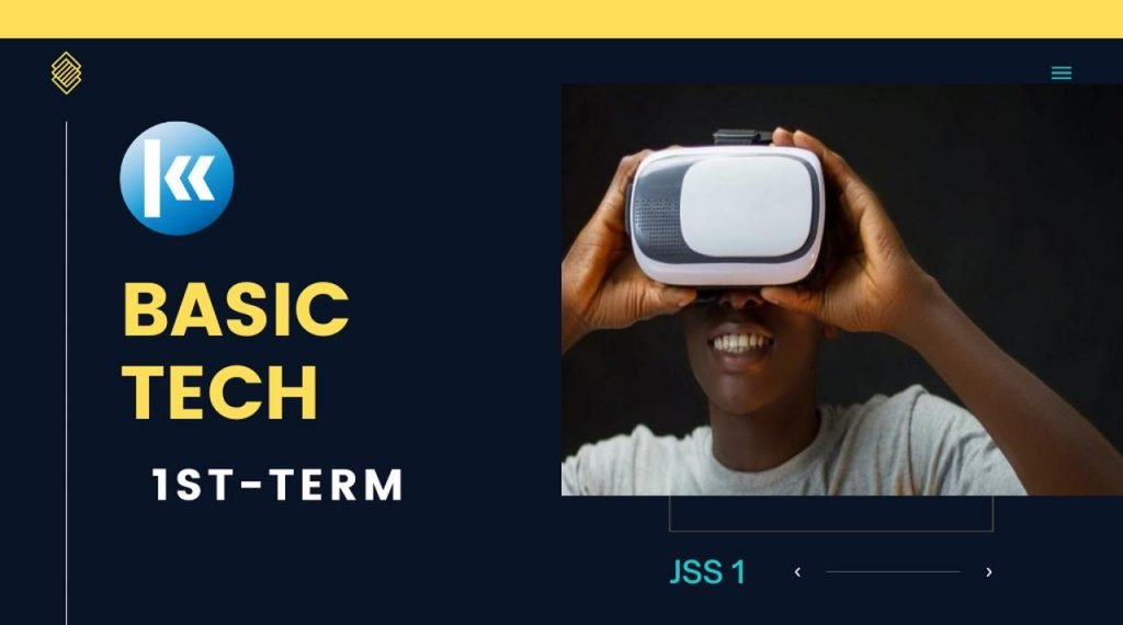 Basic Technology JSS1 | KOFA