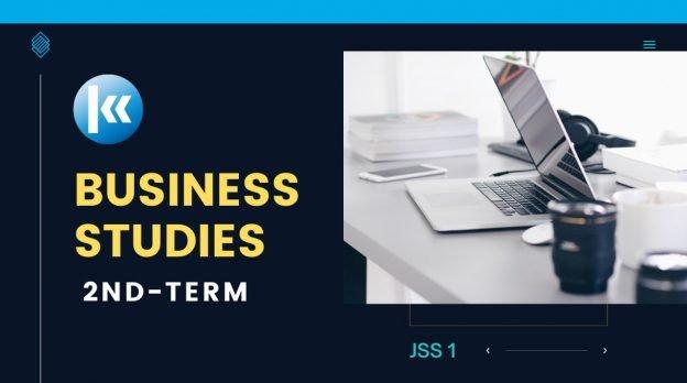 Business Studies 2nd term Kofa