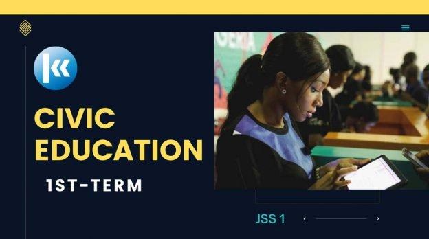 Civic Education JSS1 | KOFA