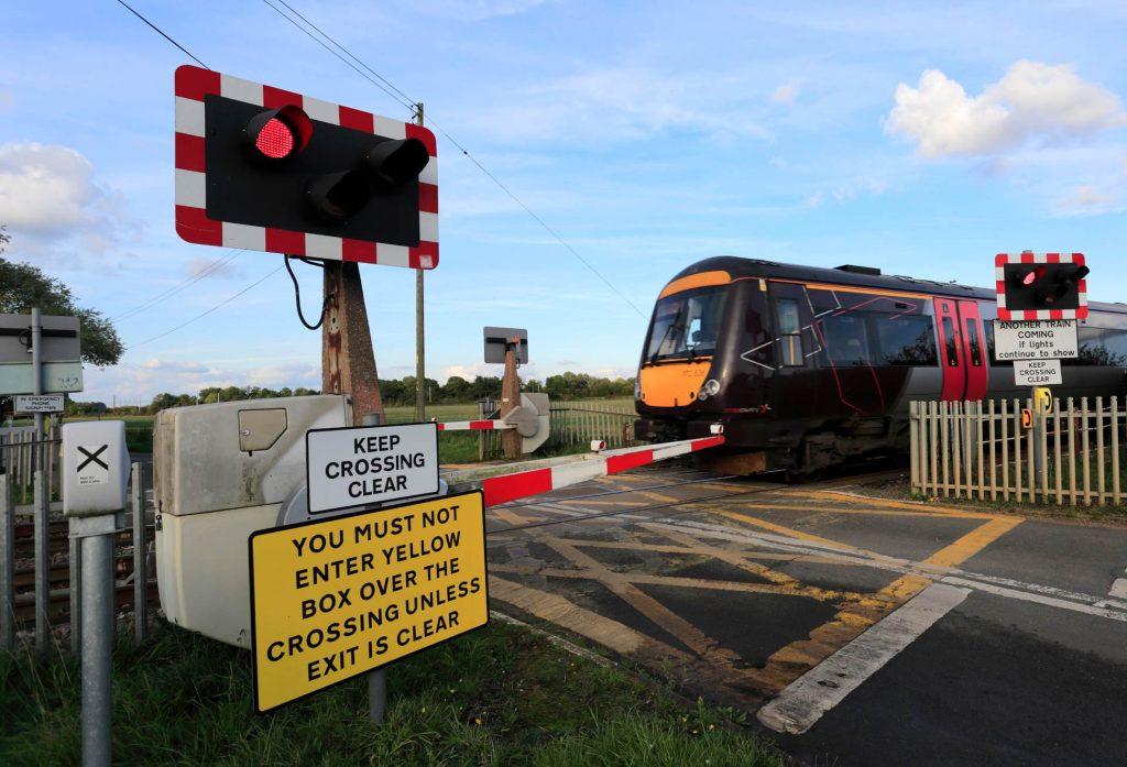 train-railway-level-crossing