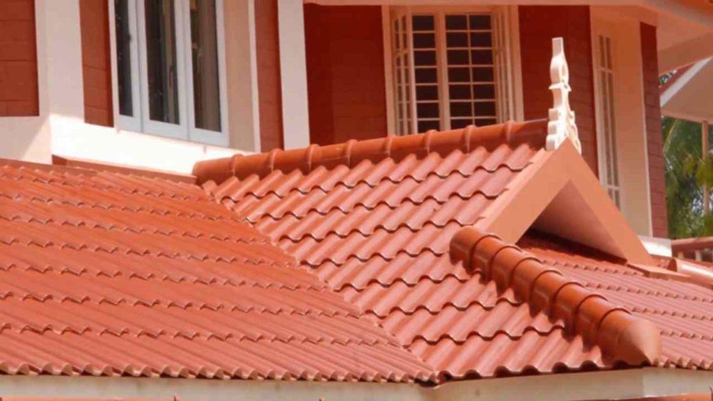 Asbestos Cement Ceramic Roof Tiles
