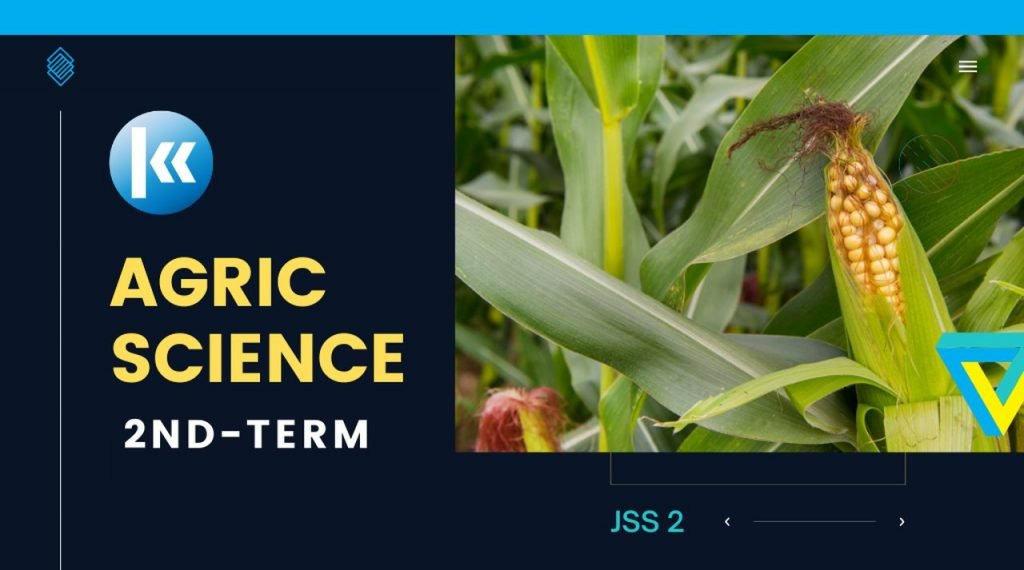 Agricultural Science JSS2 2ND term Kofa