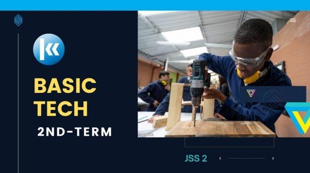 Basic Technology JSS2 2nd term Kofa