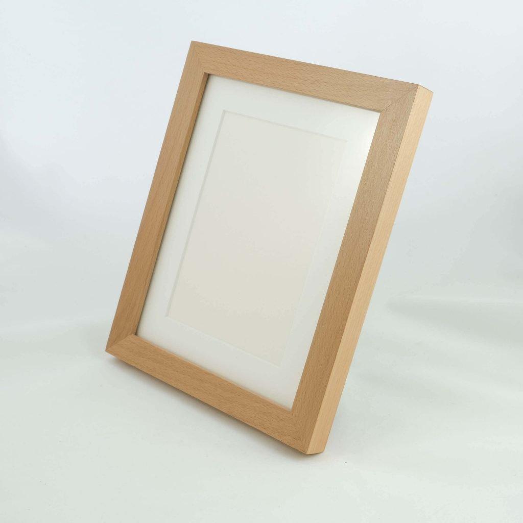 Beech Wood Photo Frame