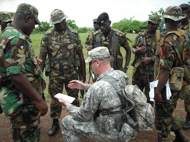 Chibok Girls Rescue Operation