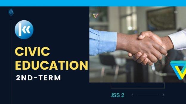 Civic Education JSS2 2nd term Kofa