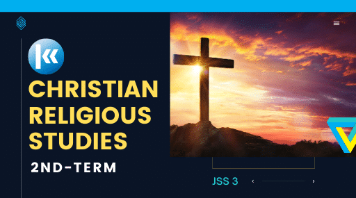 Christian Religious Studies Jss3 2nd term Kofa