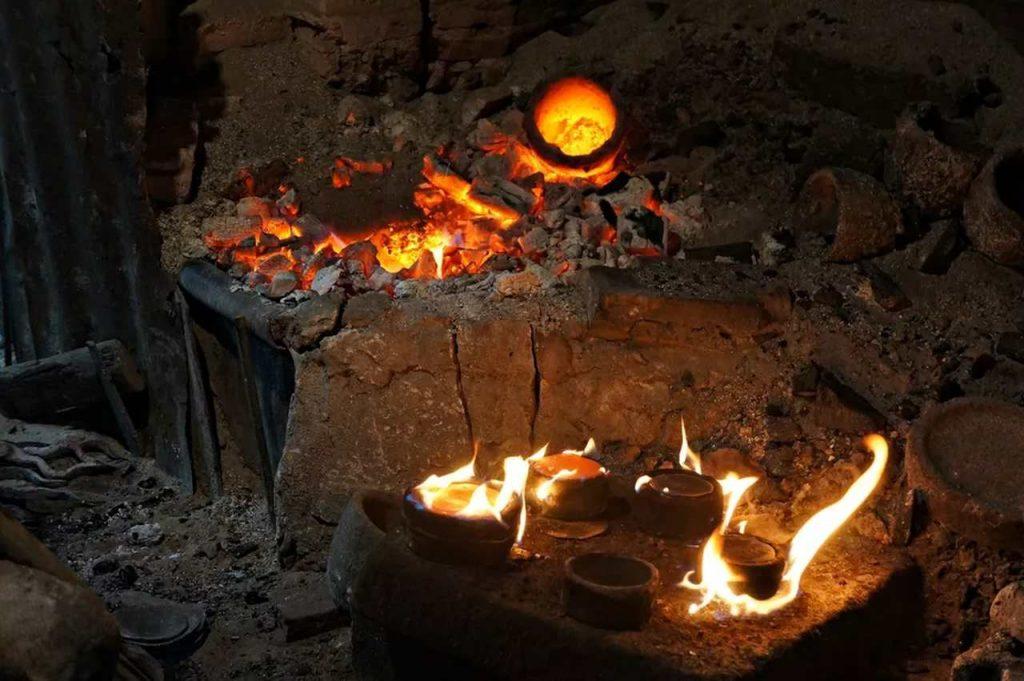 Firing Process of Making Ceramics