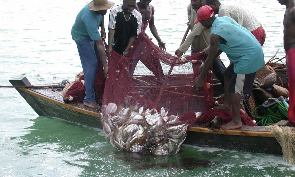 Niger Delta Fishermen