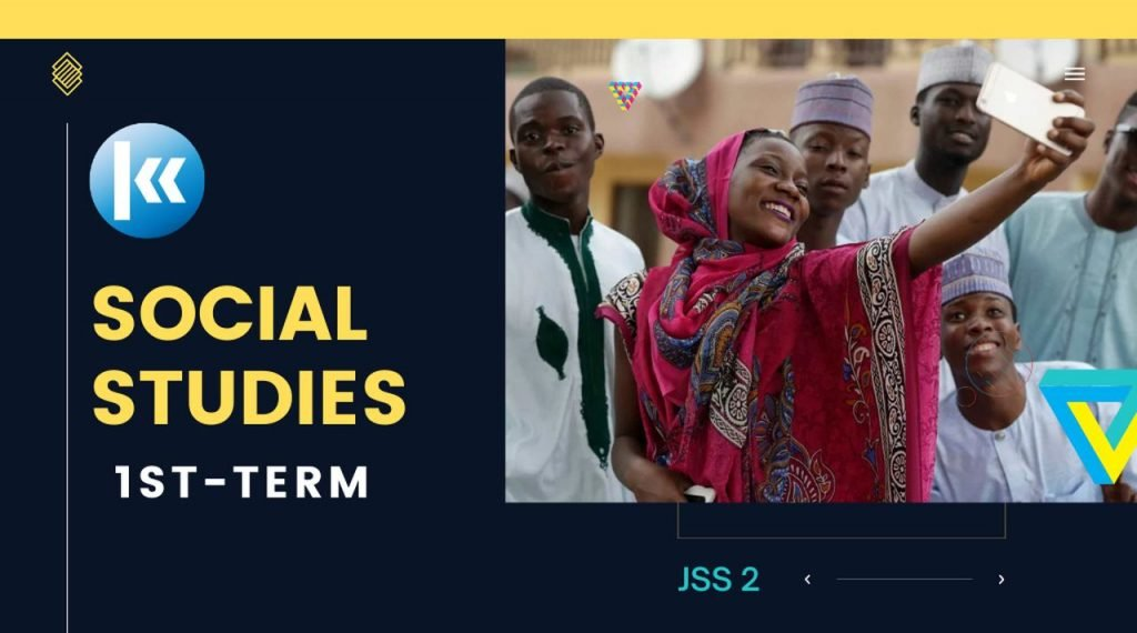 Social Studies JSS2 1st term Kofa