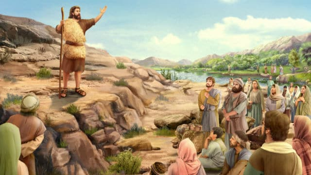 The-Mission-of-John-the-Baptist