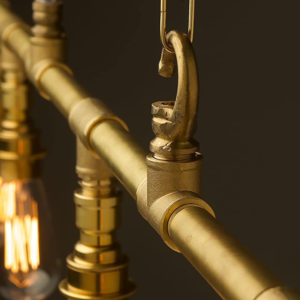 brass plumbing pipe