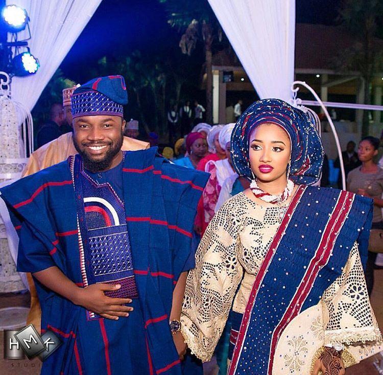 Nigerian Yoruba Attire