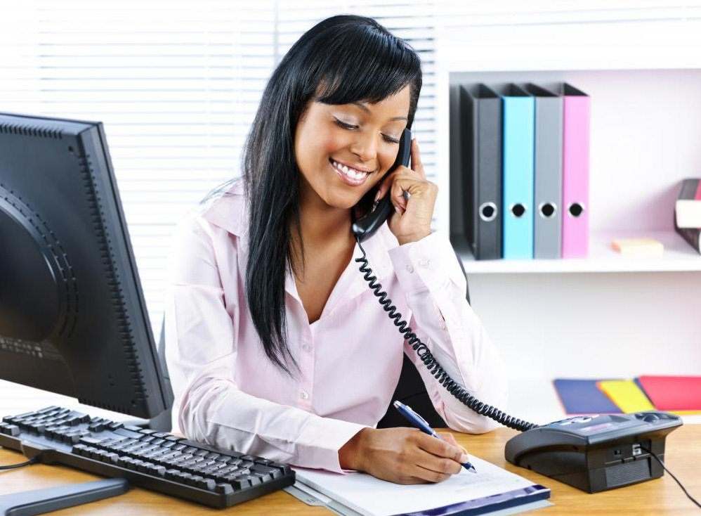 receptionist 1