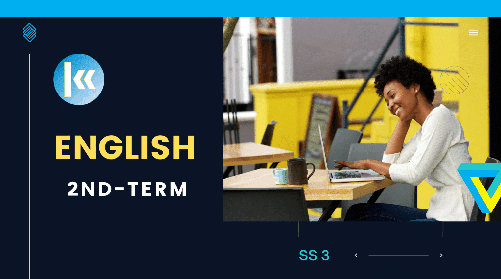 SS3 English 2nd term KofaStudy