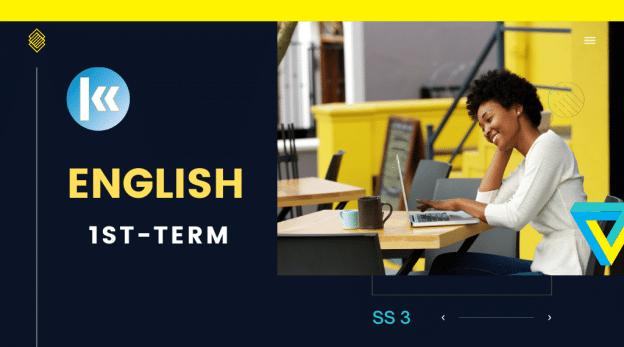 SS3 English 1st term KofaStudy