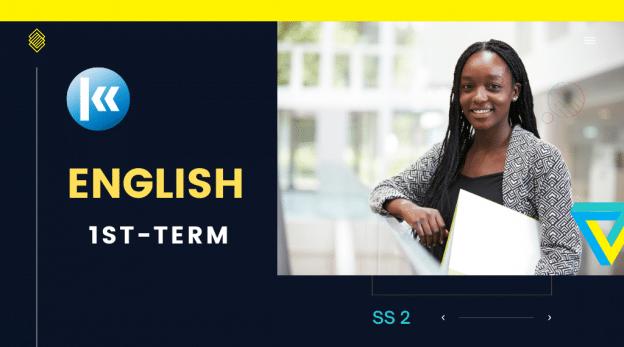 SS2 English 1st term KofaStudy