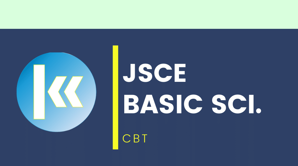 jsce Basic Science Past Questions Kofa Study