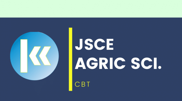 jsce Agricultural Science Past Questions Kofa Study