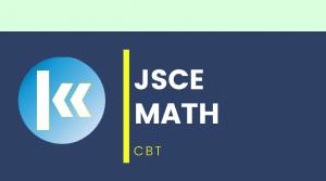 jsce Mathematics Past Questions Kofa Study