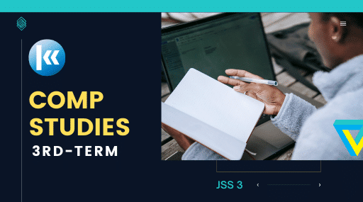 Computer Studies Jss3 3rd term