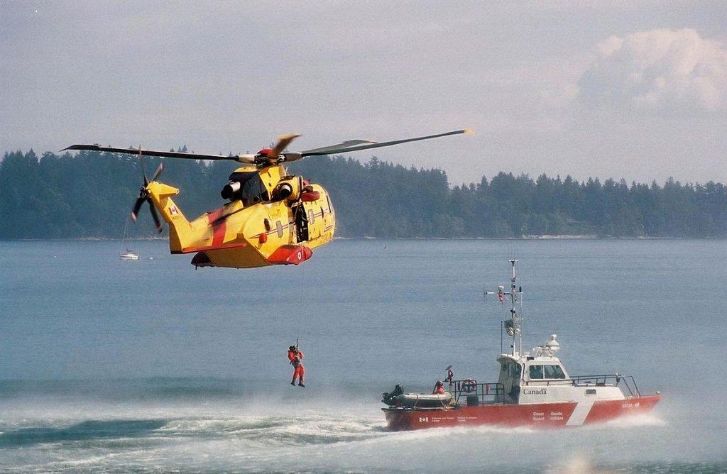 Air-Sea Rescue Operation