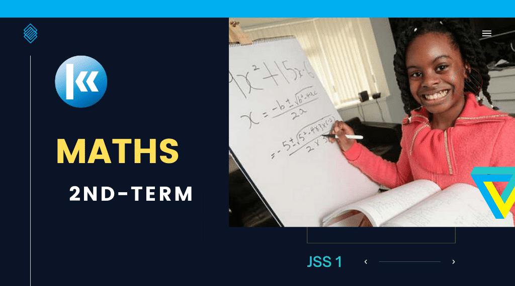 Mathematics JSS1 2nd term Kofa