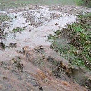 Surface water runoff