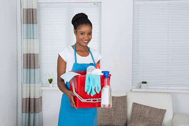 Method of Keeping Homes Clean: