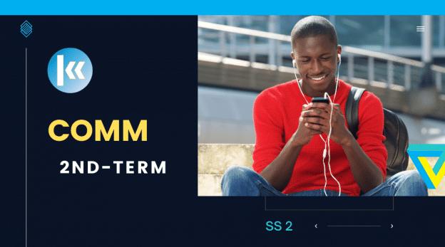 SS2 Commerce 2nd term KofaStudy