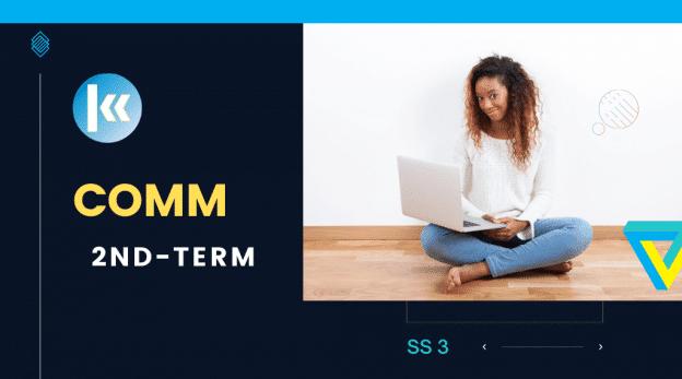 SS3 Commerce 2nd term KofaStudy