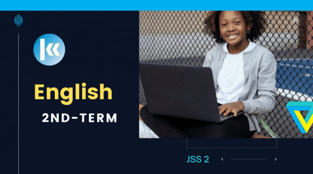 JSS2 English 2nd term Kofa Study