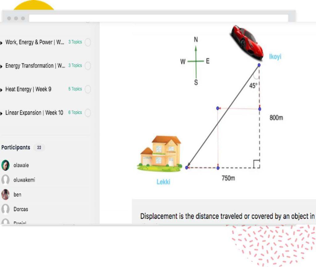 Kofa Physics Course