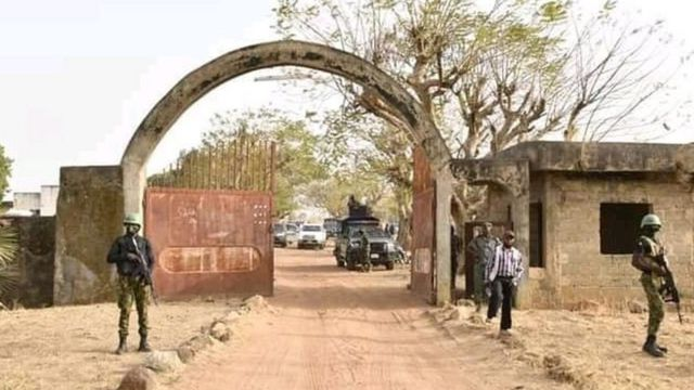 NUT Niger state Gsc Kagara School Kidnap