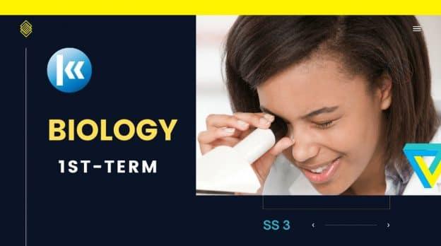 SS3 Biology 1st term KofaStudy