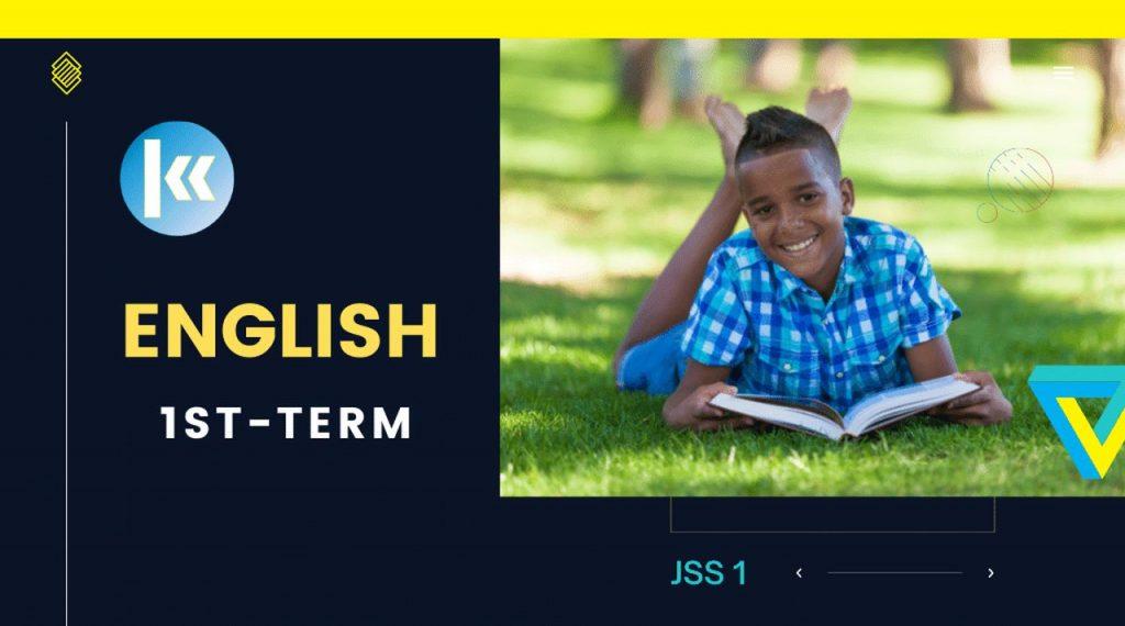 JSS1 English Language 1st term Kofa Study