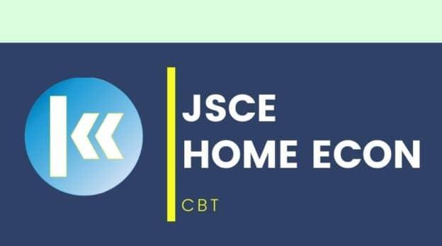 jsce Home Economics Past Questions Kofa Study