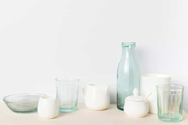 Clay, Ceramics & Glass