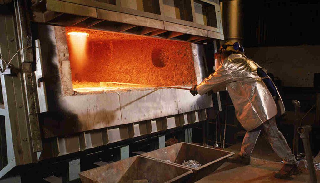 Reverberatory-furnaces